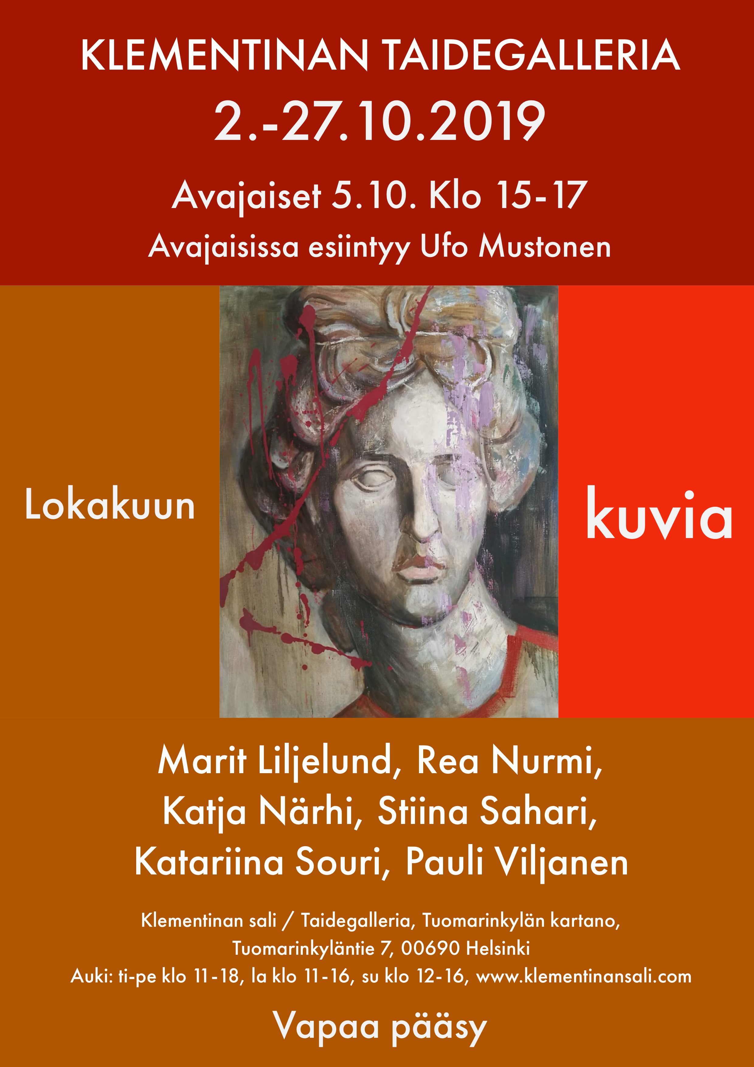 Pauli Viljanen exhibition