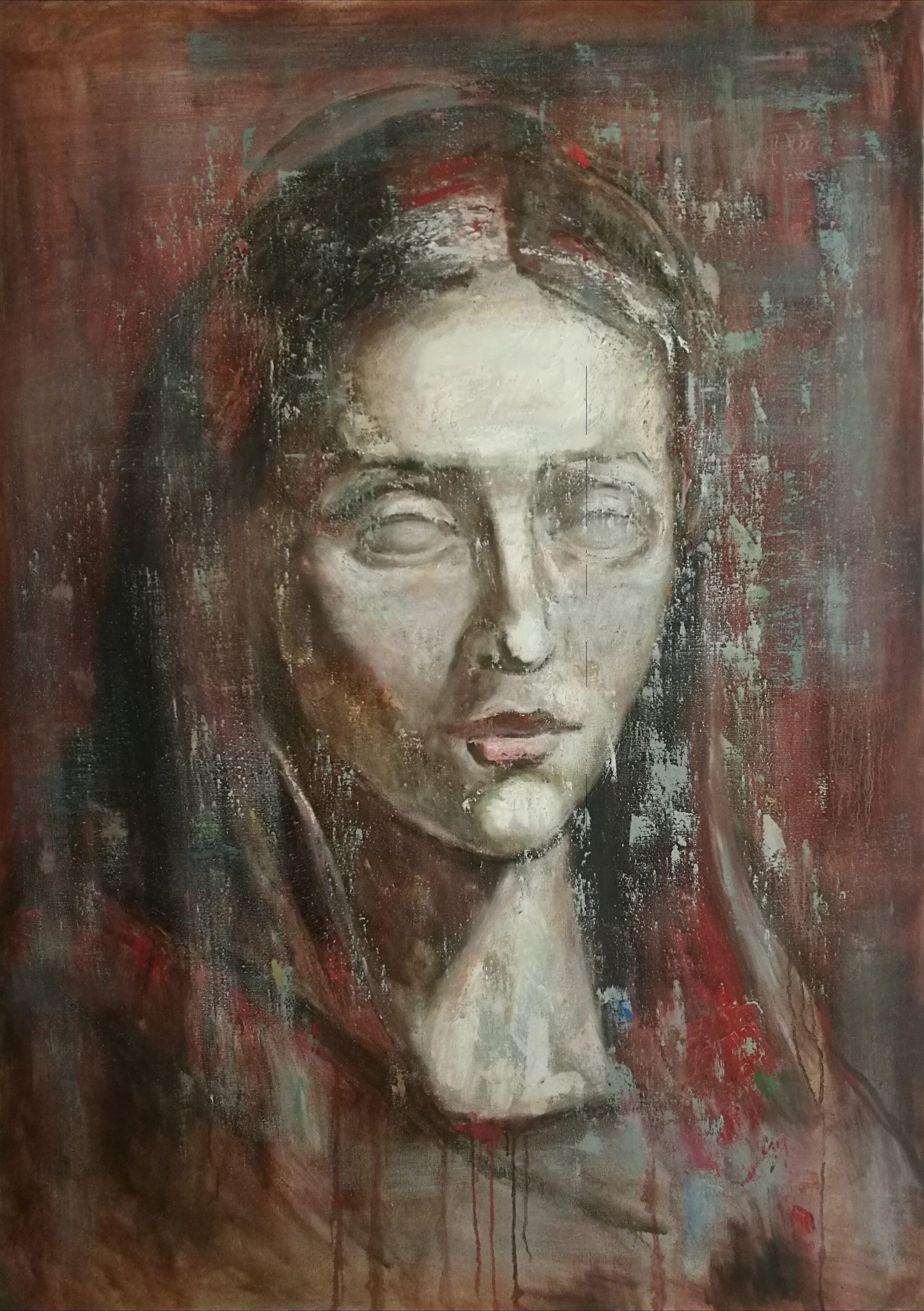 Oil painting art