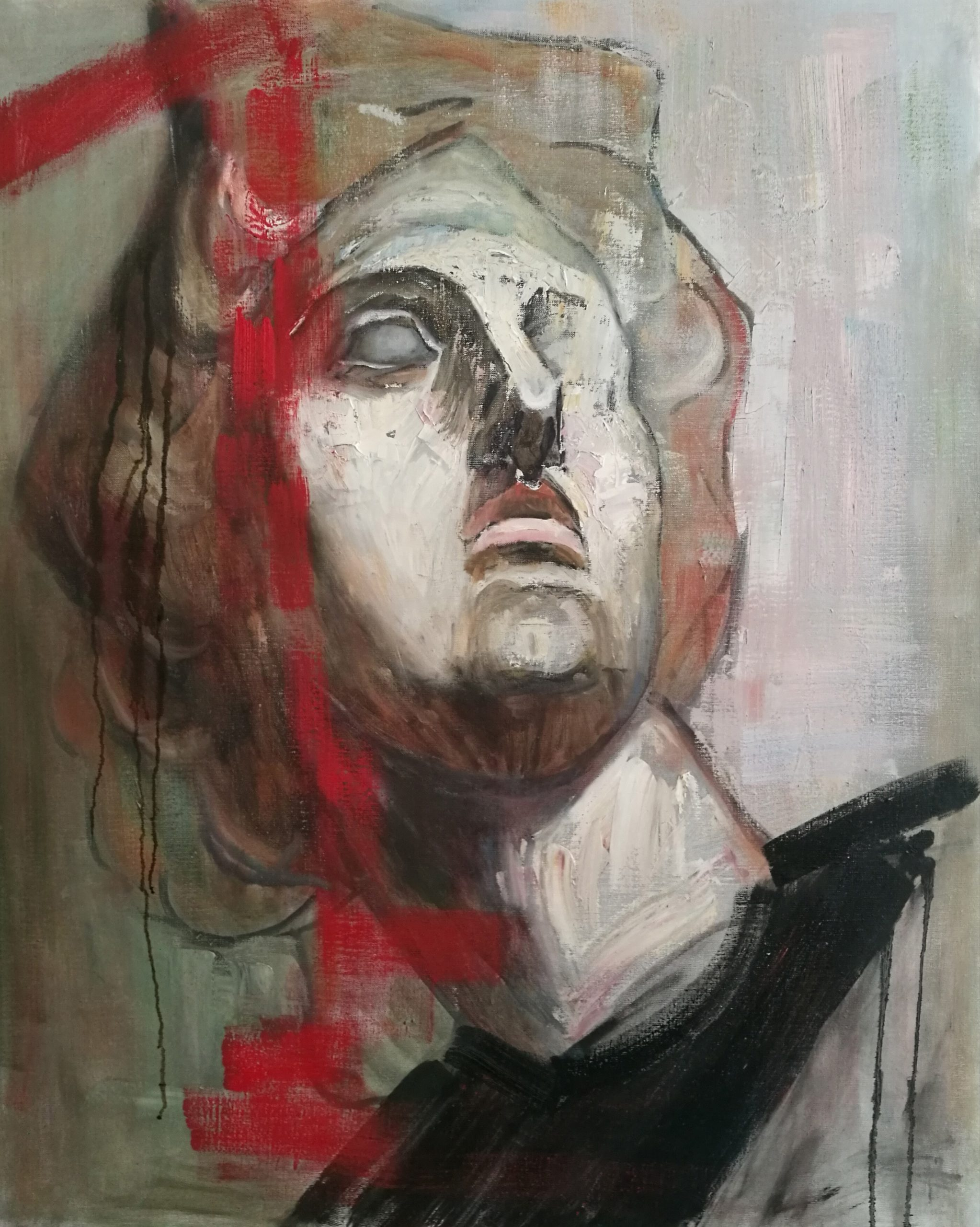 Oil painting Apollon 3